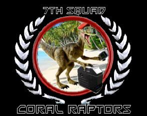 Coral Raptors